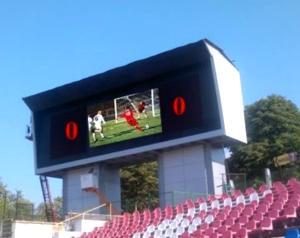 Черкассы-2012. Светодиодные экрана прописались на городских стадионах