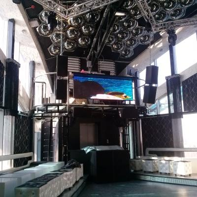 "Винница, 2015 год. LED-экраны — жемчужина декора ТЦ ""Изумруд"""