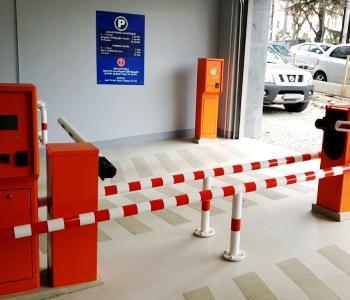 Подземная парковка для государственного музея искусства в г. Тбилиси
