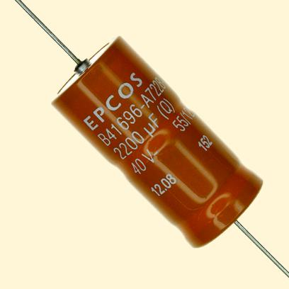 2.2 мФ 40 В (B41696)