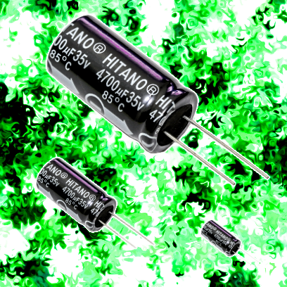 220 мкФ 16 В 20% (ECR)