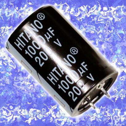 150 мкФ 400 В 20% (EHP)