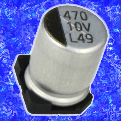 10 мкФ 16 В 20% (ELV)