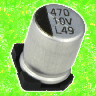 22 мкФ 16 В 20% (ELV)