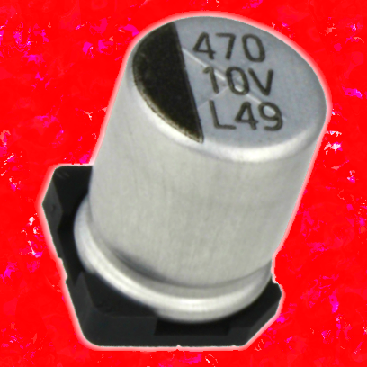 330 мкФ 25 В 20% (ELV)