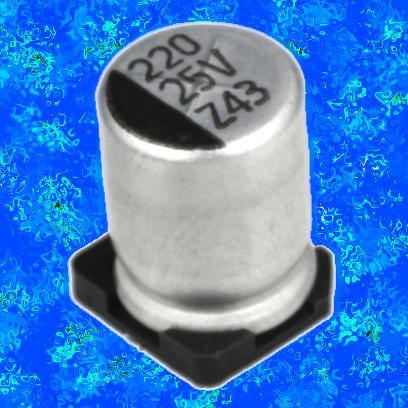 1 мкФ 50 В 20% (EZV)