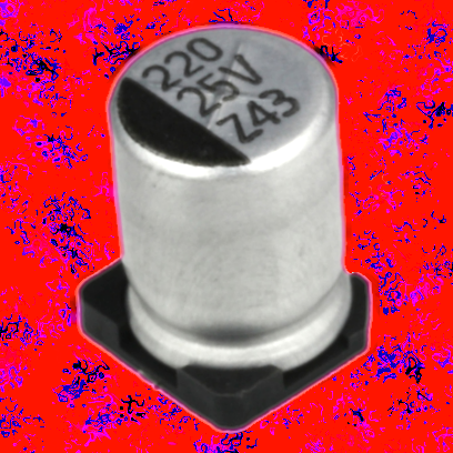 330 мкФ 35 В 20% (EZV)