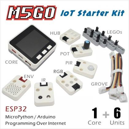 M5GO IoT Development Kit