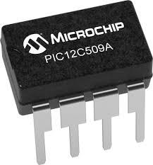 PIC12C509A-04I/P