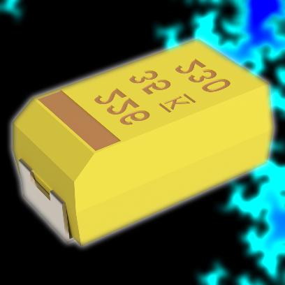 100 мкФ 16 В 10% (CASE-С)
