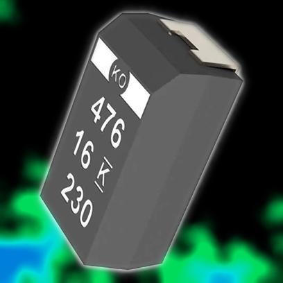 330 мкФ 6.3 В 20% (CASE-D)