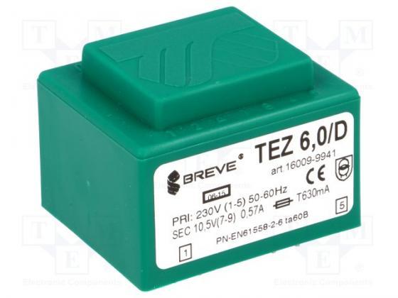 TEZ6/D/10.5V