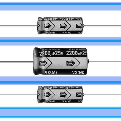0.47 мкФ 50 В 20% (VX)