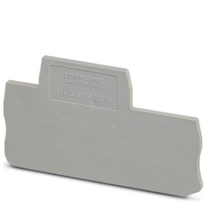 D-STTB 2,5/2P серый