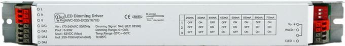 30W DALI dimmable driver - AC/CC
