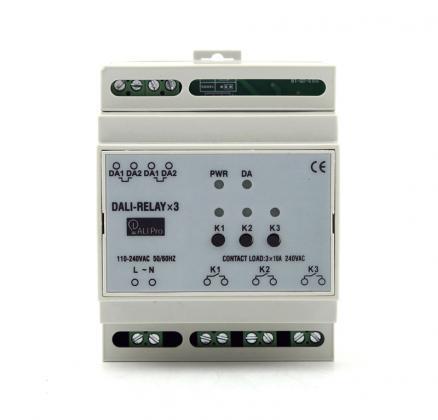 DALI Relay Switch AC/3