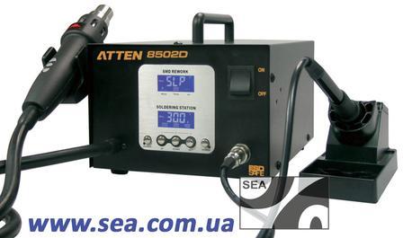 AT8502D – термовоздушная ремонтная станция