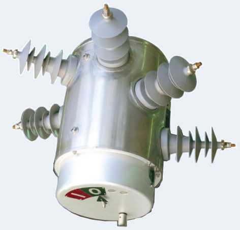Элегазовые отключатели нагрузки IATS