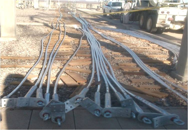области применения алюминиевого композитного усиленного провода Mercury HVCRC