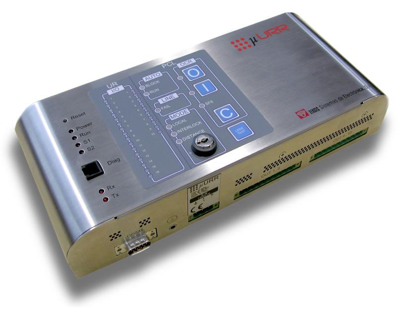 устройства релейной защиты, автоматики и телеметрии португальской Компании EFACEC Group