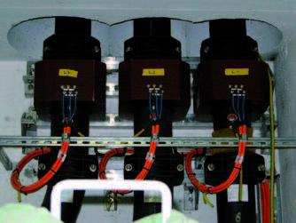 Токопровод с литой изоляцией SIS
