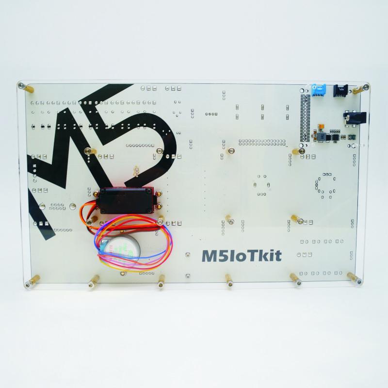 M5IoTKit DEMO BOARD_Bot_1200x1200