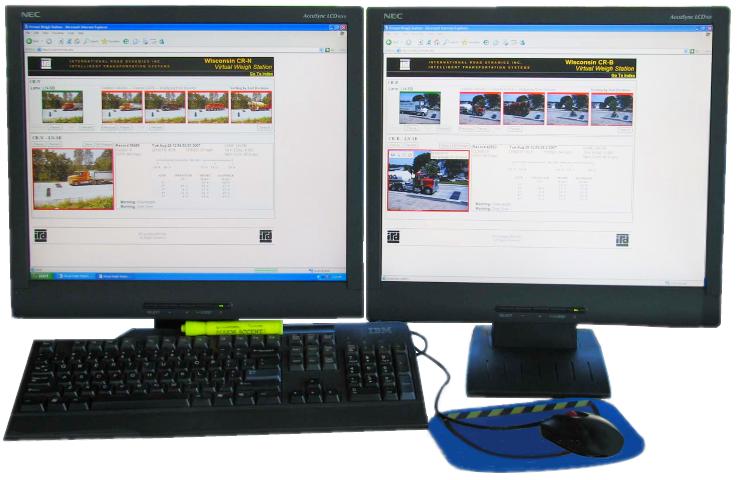 Рабочие места администраторов, инспекторов и диспетчеров WIM