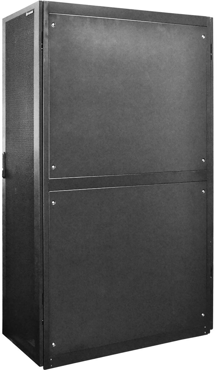 Серверный шкаф бэк-офиса системы WIM