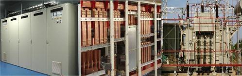 Продукция Woodward в оборудовании для энергетики