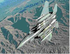 Продукция Woodward в боевой авиации