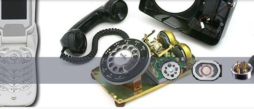 Применение продукции Ningbo KEPO - телефоны стационарные и сотовые