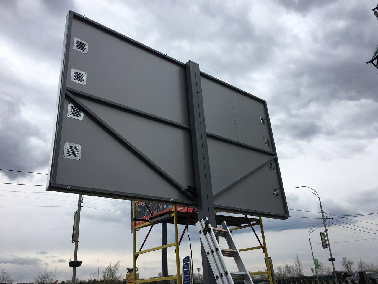 світлодіодний екран P10 Outdoor