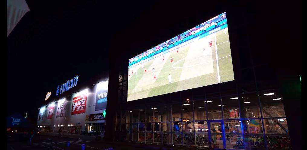 Євро-2020 на екрані СЕА