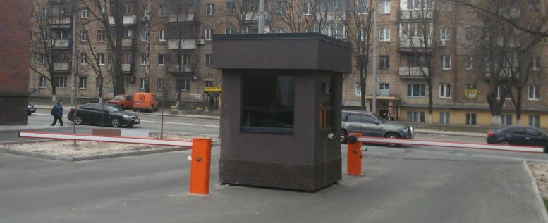 Полуавтоматическая парковка СЭА