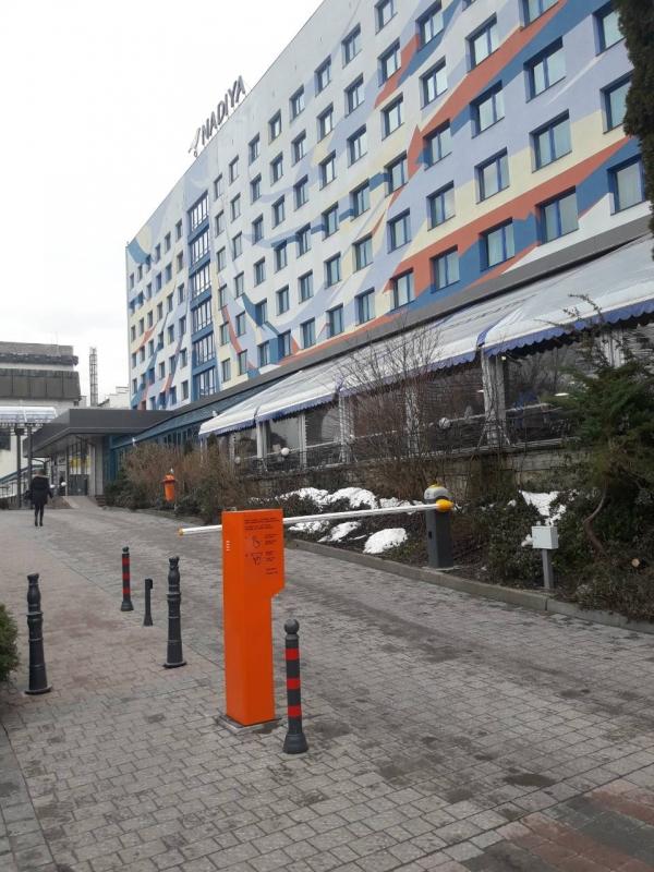 паркомат с выдачей сдачи,паркомат, парковка, ивано-франковск