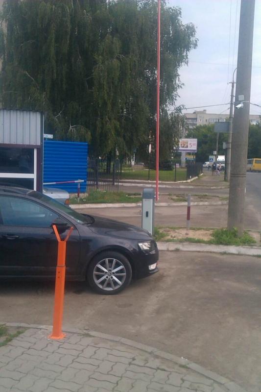 парковка, парковка луцк, тц варшавский