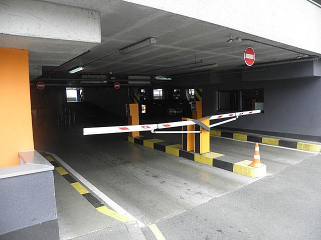 паркинги для ТРЦ и БЦ