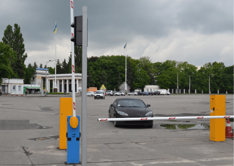 Автоматизовані системи паркування, паркомати