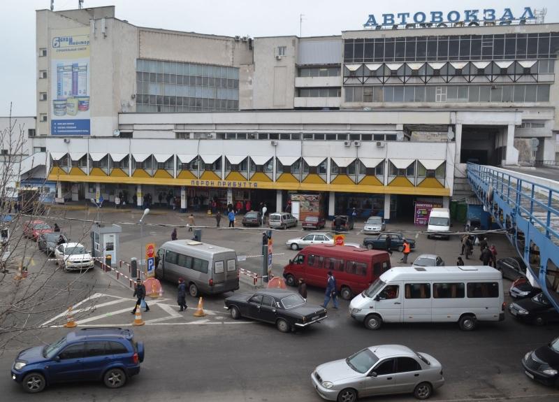 Новая автоматизированная парковка с оператором спроектирована и инсталлирована Компанией СЭА на центральном автовокзале Днепропетровска