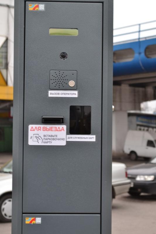 Двухуровневая стойка выезда - специальная разработка СЭА