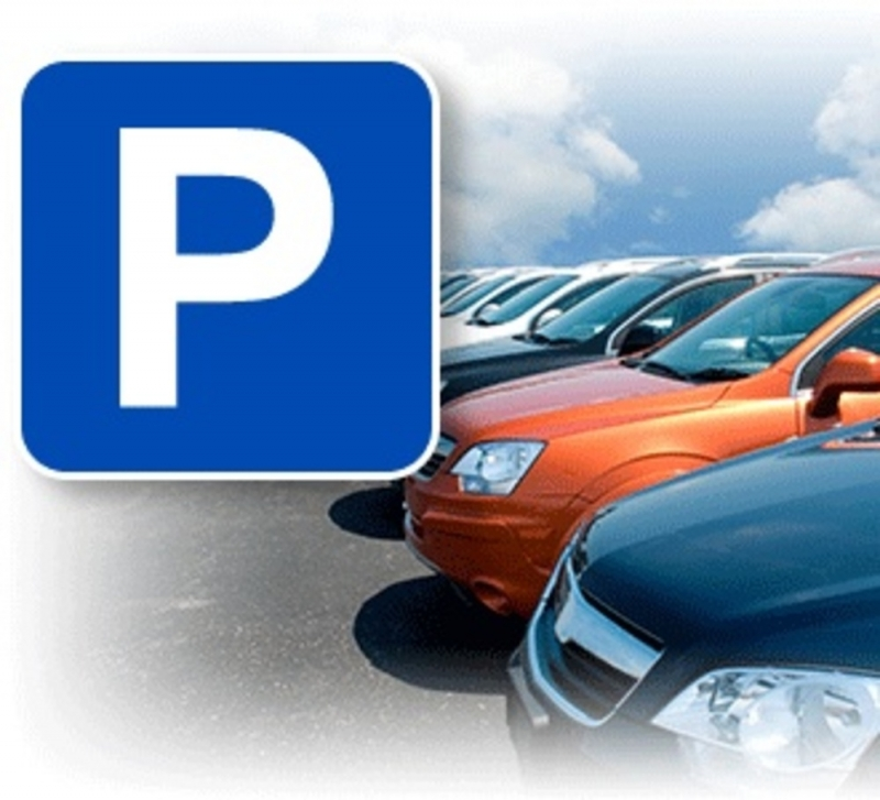 Мобильное приложение для водителей SEA Parking, парковка