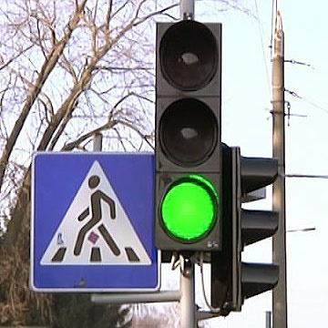 светофор, светодиодный светофор, палоград светофор
