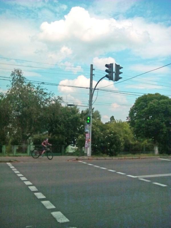 светофор, светофор борисполь