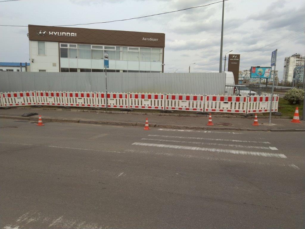 Світлофорний об'єкт від СЕА у Києві