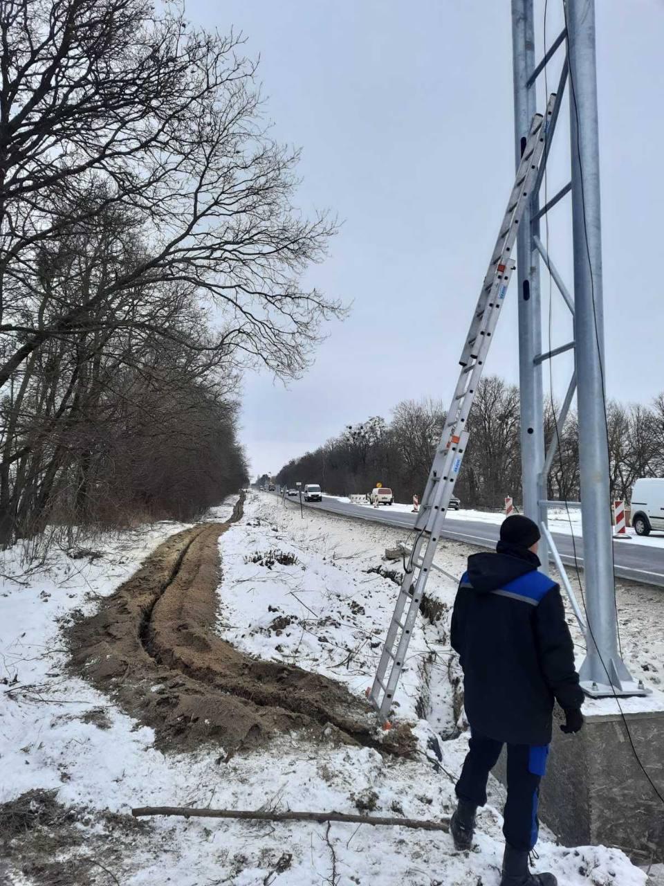 Об'єкт WIM від СЕА у Волинській області