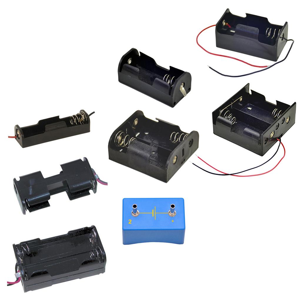 Держатели батарей, держатели батареек