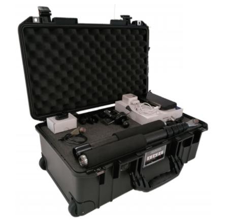 комплект тепловізійної камери з ручкою-тримачем