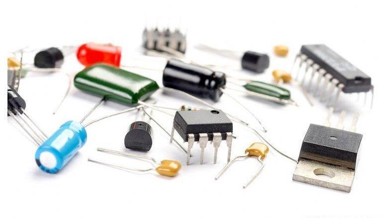 Електронні компоненти і радіодеталі
