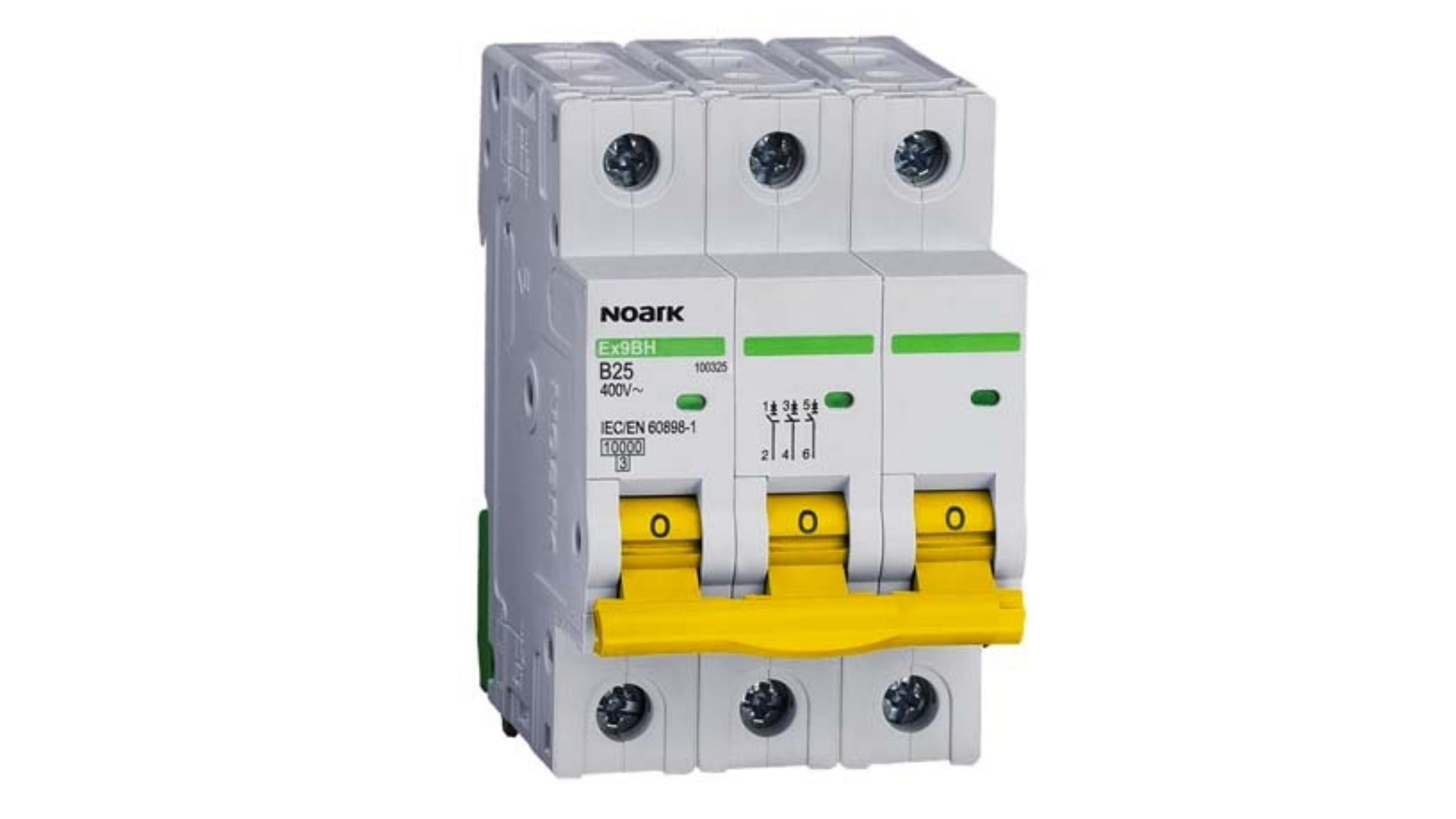 Noark automatic low-voltage switches
