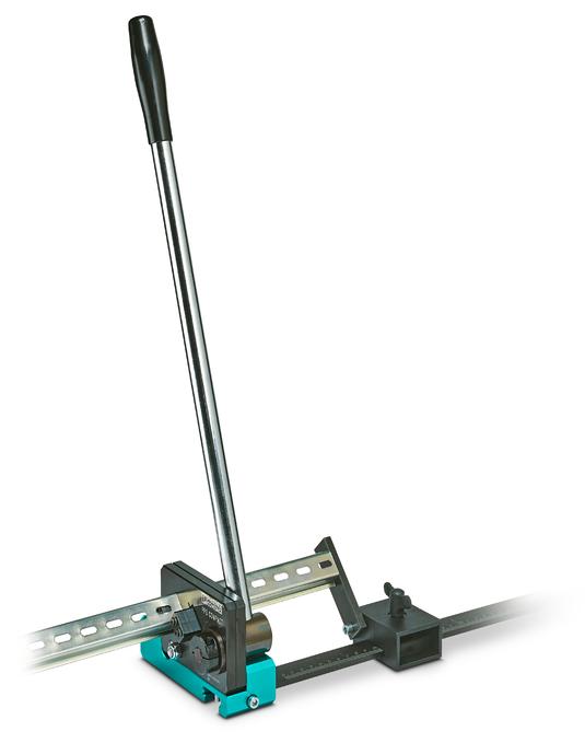 ріжучий інструмент, ріжучий інструмент для DIN-рейок